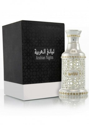 ARABIAN NIGHTS SILVER