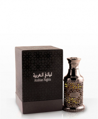 ARABIAN NIGHTS BLACK